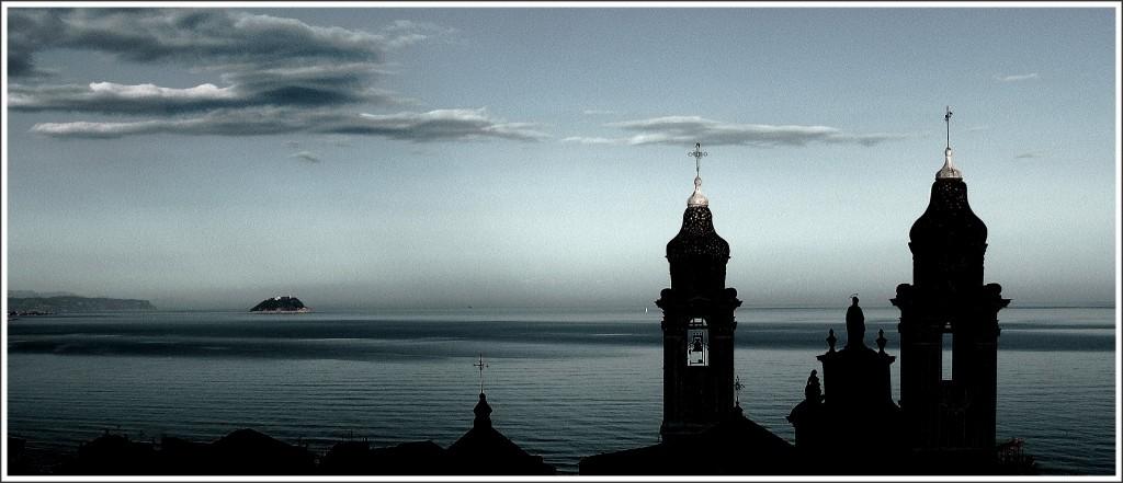 Laigueglia campanile