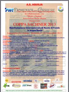 COPPA SACHNER 2013