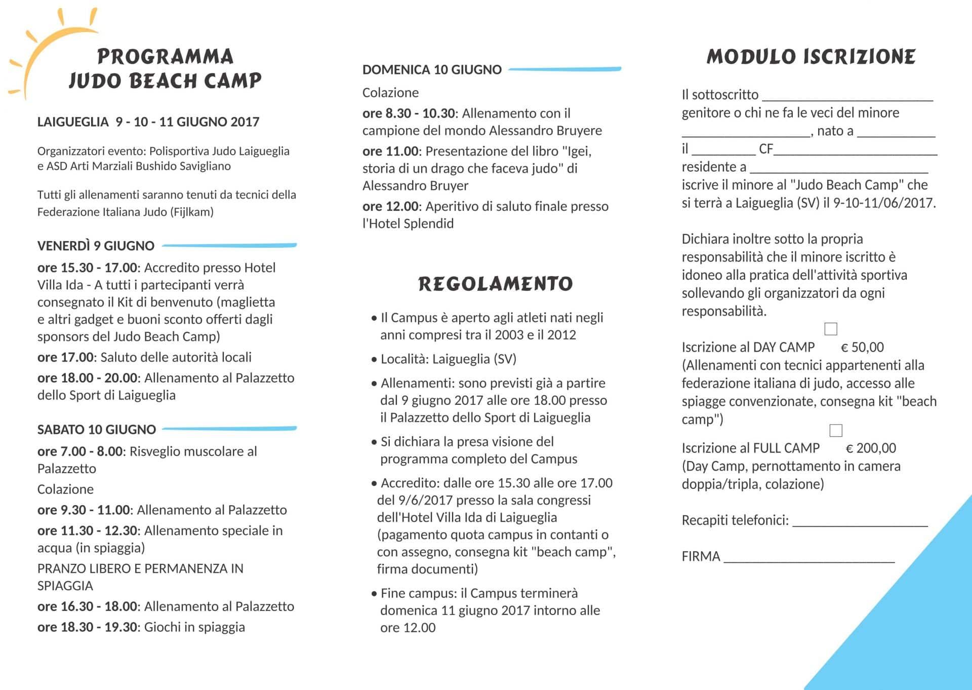 PolisportivaLaiguegliaJudo-BeachCamp-dépliant6f-A4-R-2